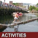 Mass. Vacation Activities