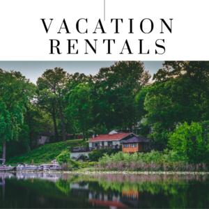 MA vacation rentals